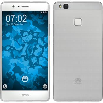Silicone Case for Huawei P9 Lite Slimcase gray