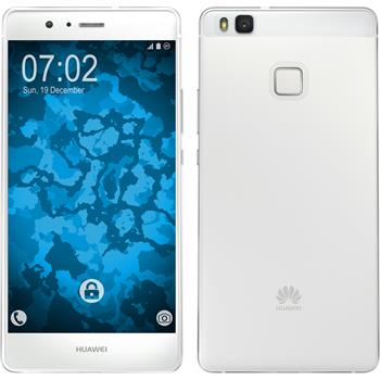 Silicone Case for Huawei P9 Lite transparent Crystal Clear