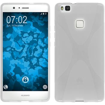 Silicone Case for Huawei P9 Lite X-Style transparent