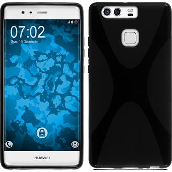 Silicone Case for Huawei P9 X-Style black