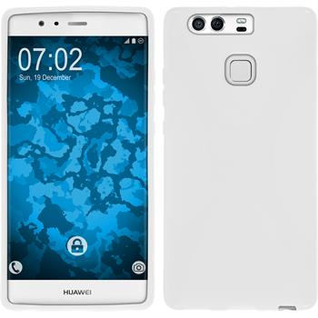 Silicone Case for Huawei P9 X-Style white