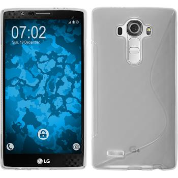 Silicone Case for LG G4 S-Style transparent