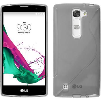Silicone Case for LG G4c S-Style gray