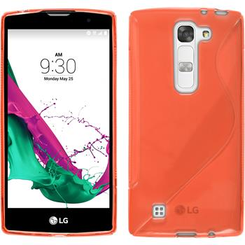 Silicone Case for LG G4c S-Style red