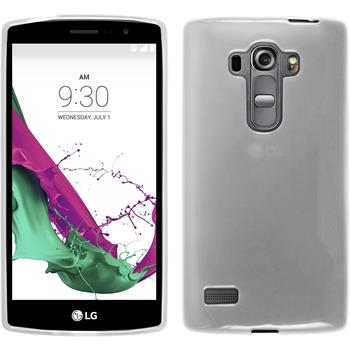 Silicone Case for LG G4s / G4 Beat transparent white