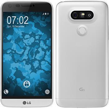 Silicone Case for LG G5 360° Fullbody transparent