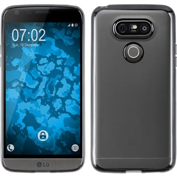 Silicone Case for LG G5 Slim Fit gray