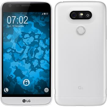 Silicone Case for LG G5 Slimcase transparent