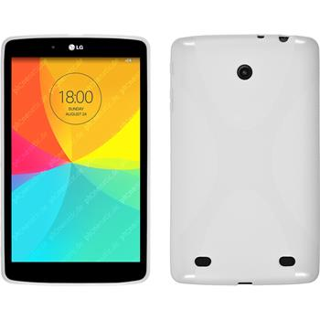 Silicone Case for LG G Pad 8.0 X-Style white