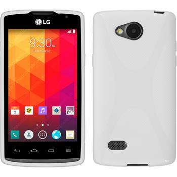 Silicone Case for LG Joy X-Style white