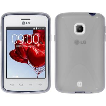 Silicone Case for LG L30 X-Style transparent