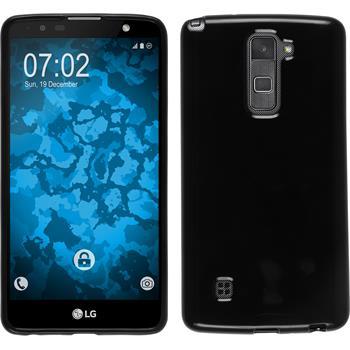 Silicone Case for LG Stylus 2 Plus  black