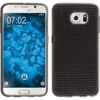 Silicone Case for Samsung Galaxy S6 Iced gray