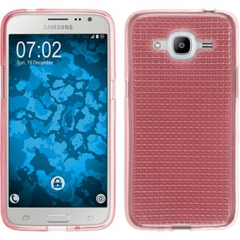 Silicone Case for Samsung Galaxy J2 (2016) Iced pink