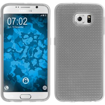 Silicone Case for Samsung Galaxy S6 Iced transparent