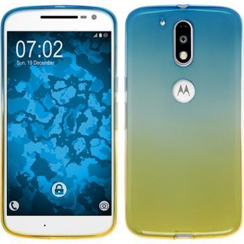 Silicone Case for Motorola Moto G4 Ombrè Design:02