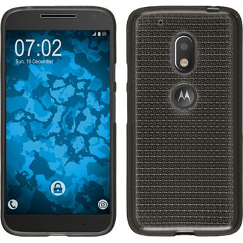 Silicone Case for Motorola Moto G4 Play Iced gray