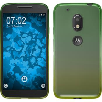 Silicone Case for Motorola Moto G4 Play Ombrè Design:03