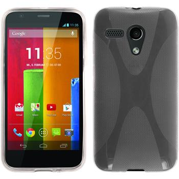 Silicone Case for Motorola Moto G X-Style transparent