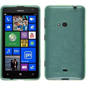 Silicone Case for Nokia Lumia 625 brushed green