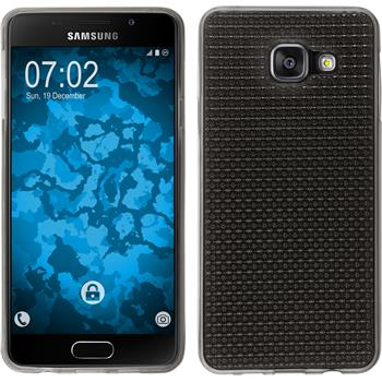 Silicone Case for Samsung Galaxy A3 (2016) A310 Iced gray