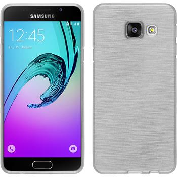 Silicone Case for Samsung Galaxy A3 (2016) brushed white