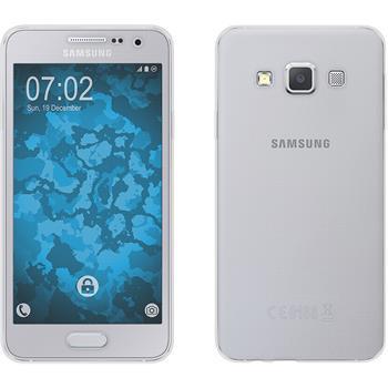 Silicone Case for Samsung Galaxy A3 (A300) 360° Fullbody transparent