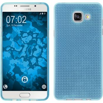Silicone Case for Samsung Galaxy A5 (2016) A510 Iced light blue