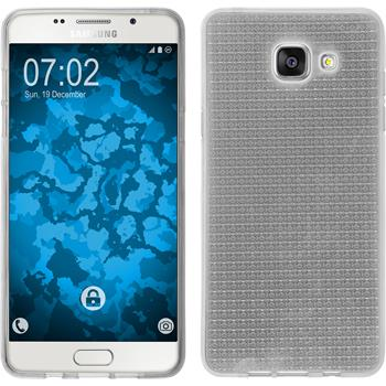 Silicone Case for Samsung Galaxy A5 (2016) A510 Iced transparent