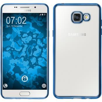 Silicone Case for Samsung Galaxy A5 (2016) A510 Slim Fit blue