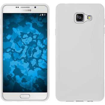 Silicone Case for Samsung Galaxy A5 (2016) S-Style white