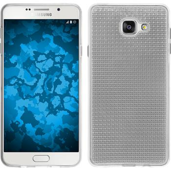 Silicone Case for Samsung Galaxy A7 (2016) A710 Iced transparent