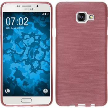 Silicone Case for Samsung Galaxy A7 (2016) brushed pink