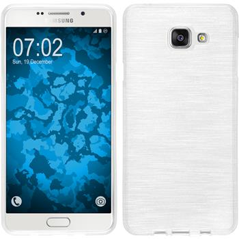 Silicone Case for Samsung Galaxy A7 (2016) brushed white