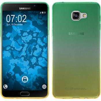 Silicone Case for Samsung Galaxy A9 (2016) Ombrè Design:03