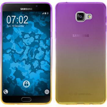 Silicone Case for Samsung Galaxy A9 (2016) Ombrè Design:05