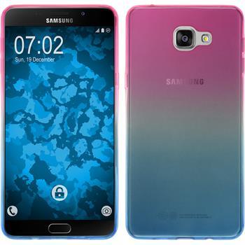 Silicone Case for Samsung Galaxy A9 (2016) Ombrè Design:06