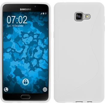 Silicone Case for Samsung Galaxy A9 (2016) S-Style white