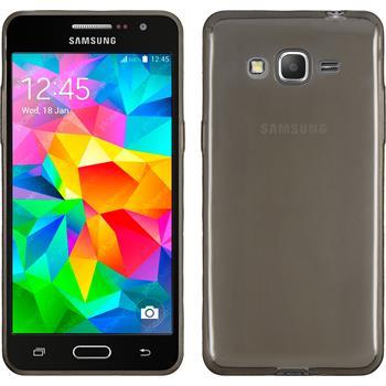 Silicone Case for Samsung Galaxy Grand Prime Slimcase gray