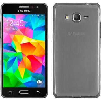 Silicone Case for Samsung Galaxy Grand Prime Slimcase transparent