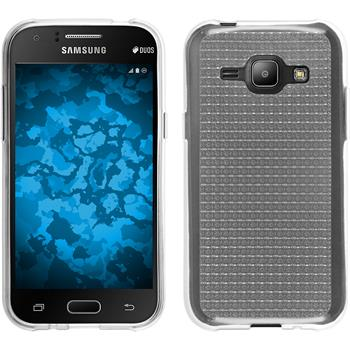 Silicone Case for Samsung Galaxy J1 (J100) Iced transparent
