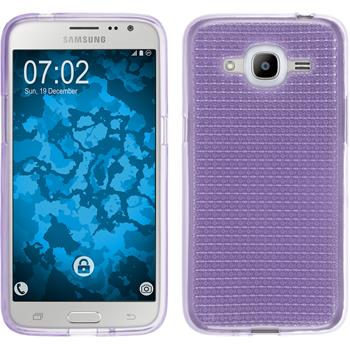 Silicone Case for Samsung Galaxy J2 (2016) Iced purple