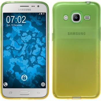 Silicone Case for Samsung Galaxy J2 (2016) Ombrè Design:03