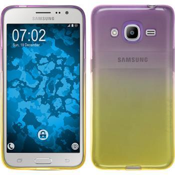 Silicone Case for Samsung Galaxy J2 (2016) Ombrè Design:05