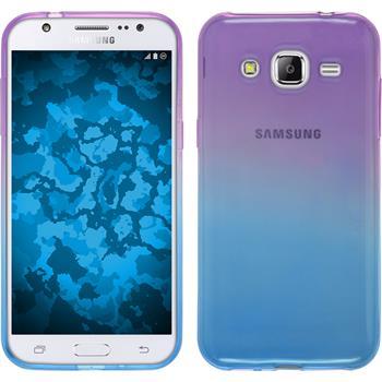 Silicone Case for Samsung Galaxy J2 Ombrè Design:04