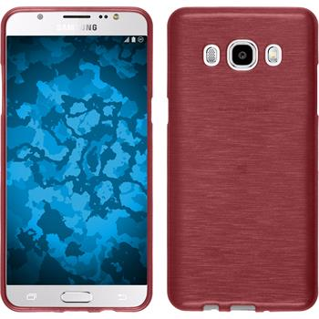 Silicone Case for Samsung Galaxy J5 (2016) brushed pink