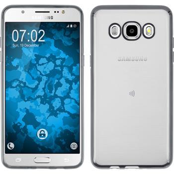 Silicone Case for Samsung Galaxy J5 (2016) J510 Slim Fit gray