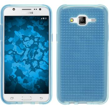 Silicone Case for Samsung Galaxy J5 (J500) Iced light blue