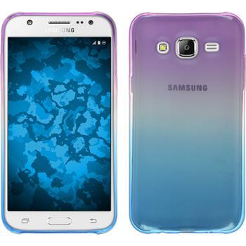 Silicone Case for Samsung Galaxy J7 Ombrè Design:04
