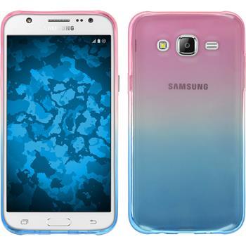 Silicone Case for Samsung Galaxy J7 Ombrè Design:06
